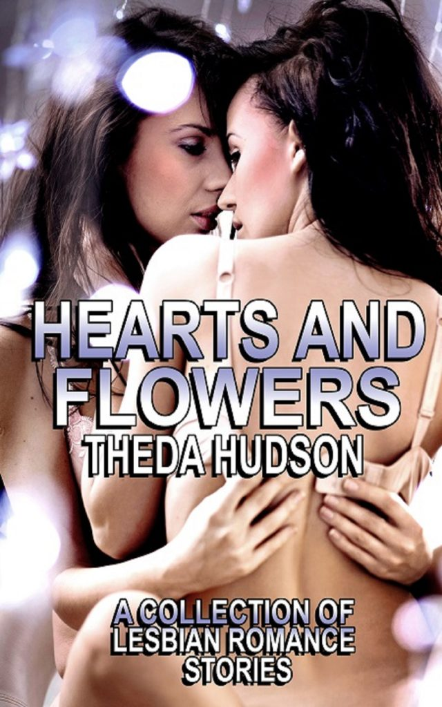 Book Cover: Hearts and Flowers